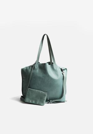 Lacy Floppy Tote