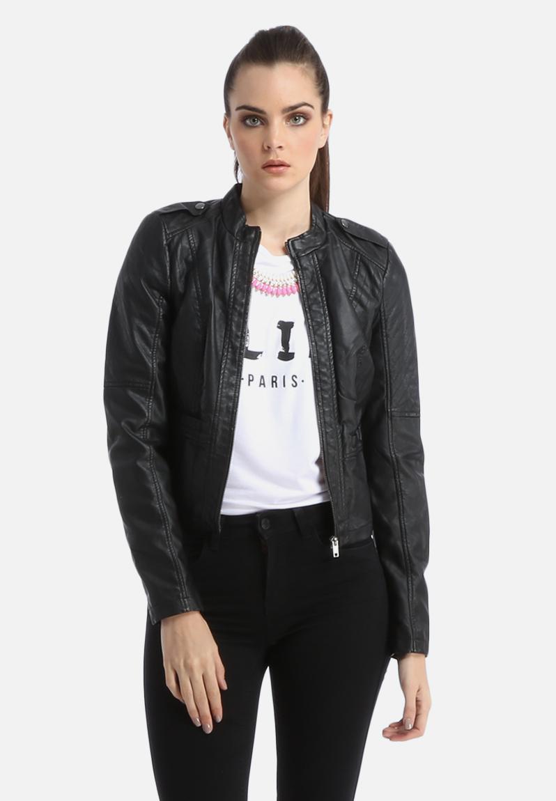 Macy Short Jacket U2013 Black Vero Moda Jackets | Superbalist.com