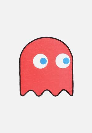 Ghost Printed Mat