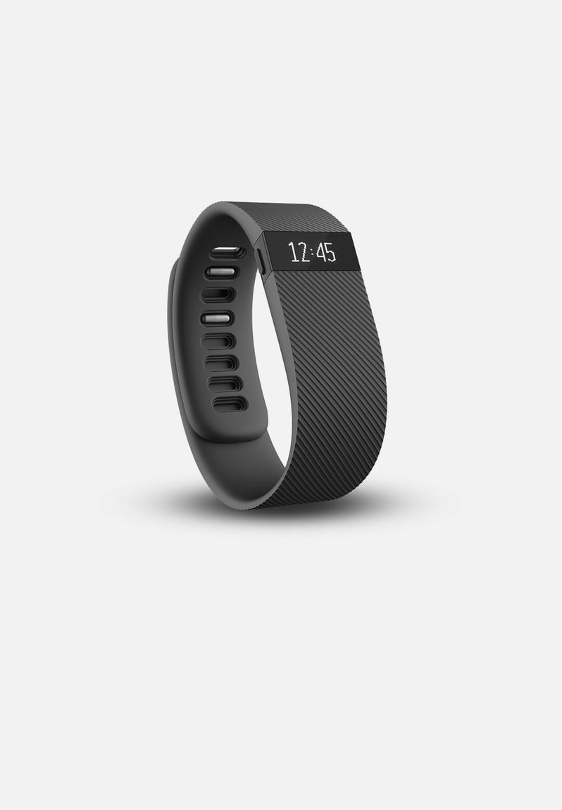 Fitbit Charge Black Fitbit Tech Superbalist Com
