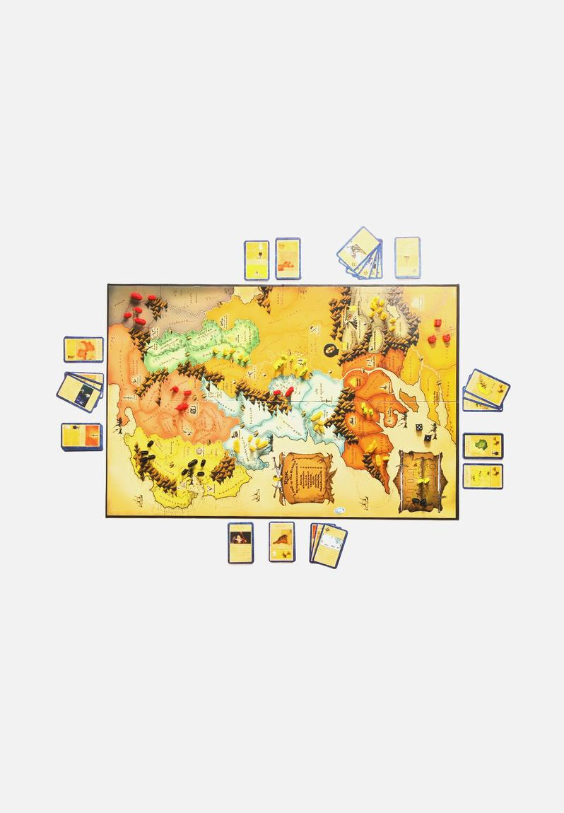 Risk Lord Of The Rings Hasbro Games Superbalist Com
