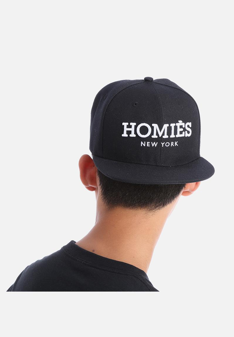Homies Snap Back Black Reason Hats Superbalist Com